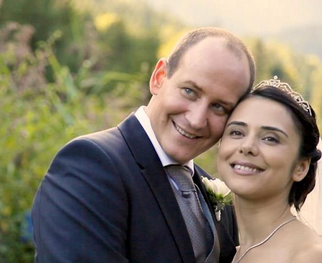 Beispiel: Brautpaar, Foto: Emotion Worx.