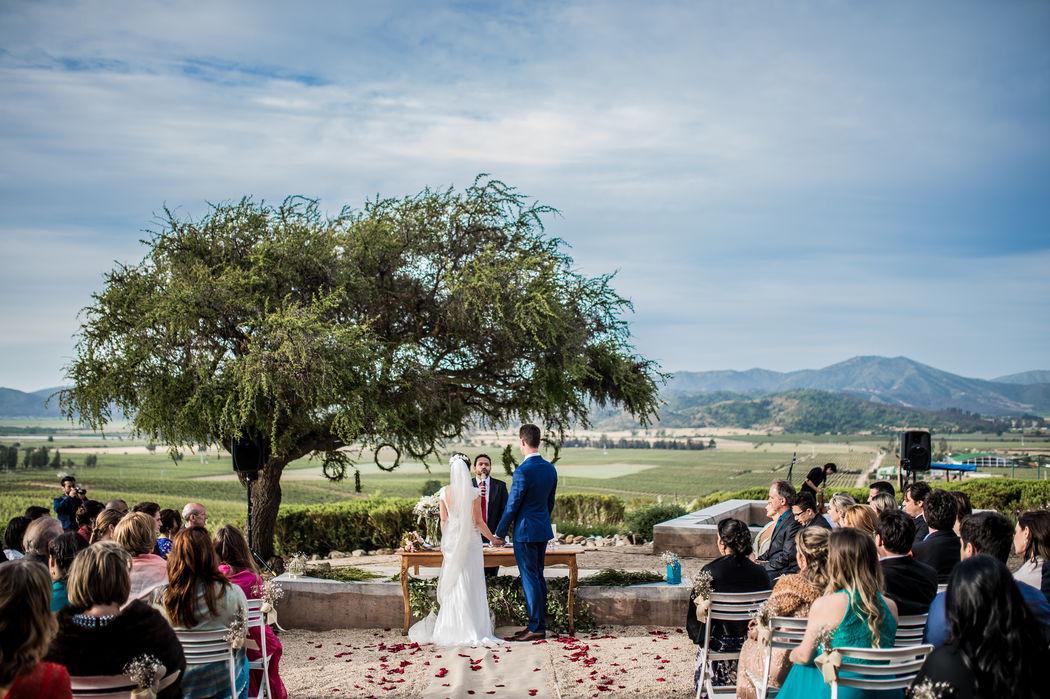 Destination Wedding Chile