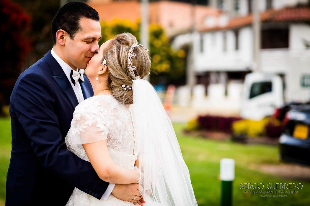 Sergio Guerrero Wedding Photographer