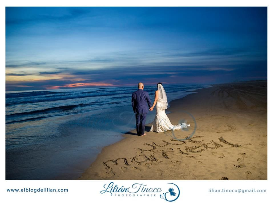 Lilián Tinoco Wedding Photography