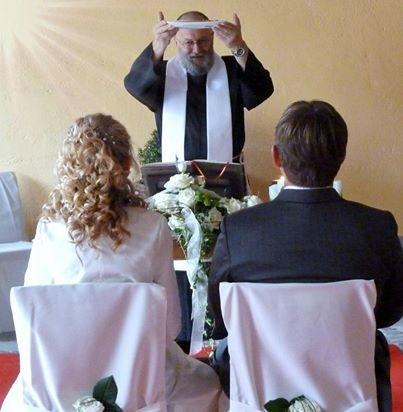 Zeremonie der vier Elemente. Foto: Zeitlose Zeremonie