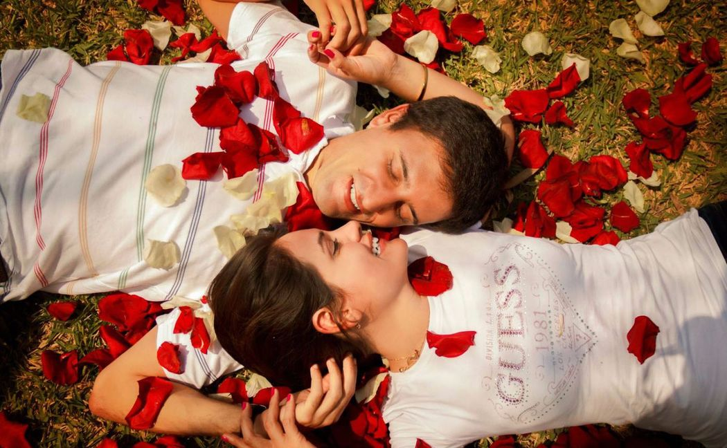Patricia y Javier