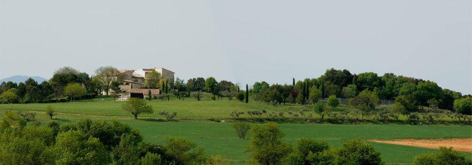 Vue panoramique de la propriété