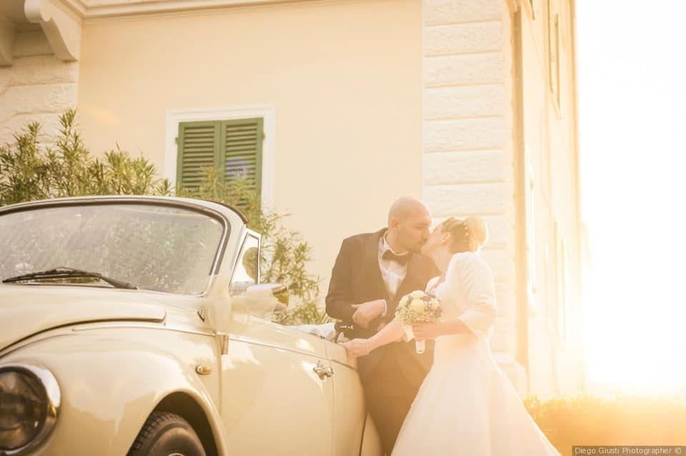 Il Maggiolone Wedding