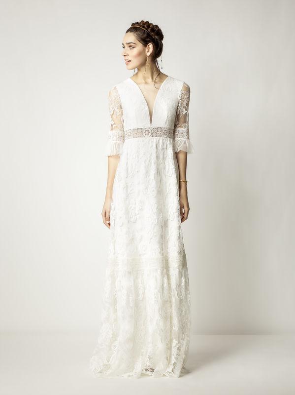 Kleid Alberta von Rembo Styling