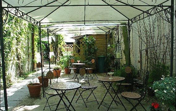 Beispiel: Pavillon, Foto: Das Haus der Ideen.