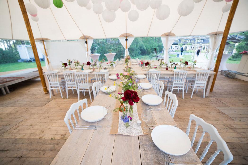 Lot's Weddings & Events verzorgt de styling & decoratie van jullie dag