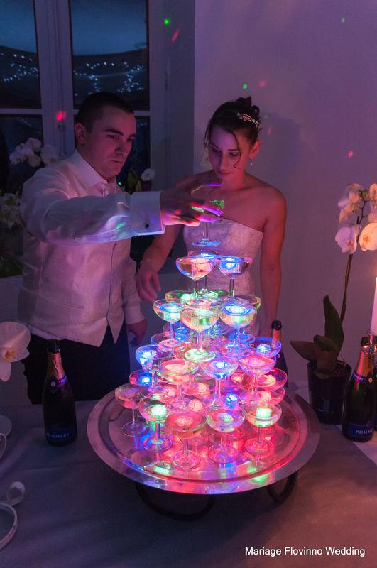 Animations de mariages par Flovinno Wedding