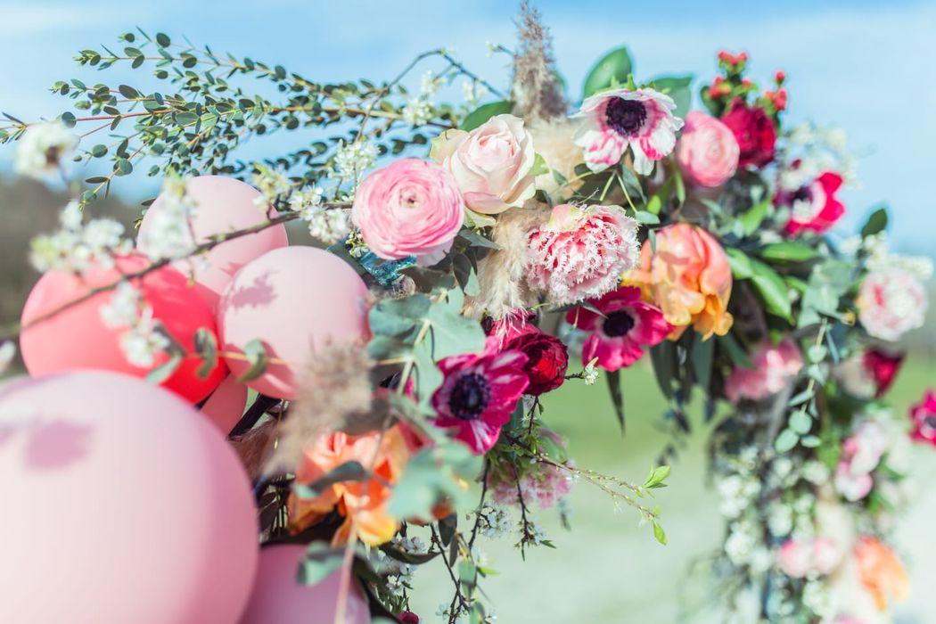 Bloemenmelodie, Karrie Mennen
