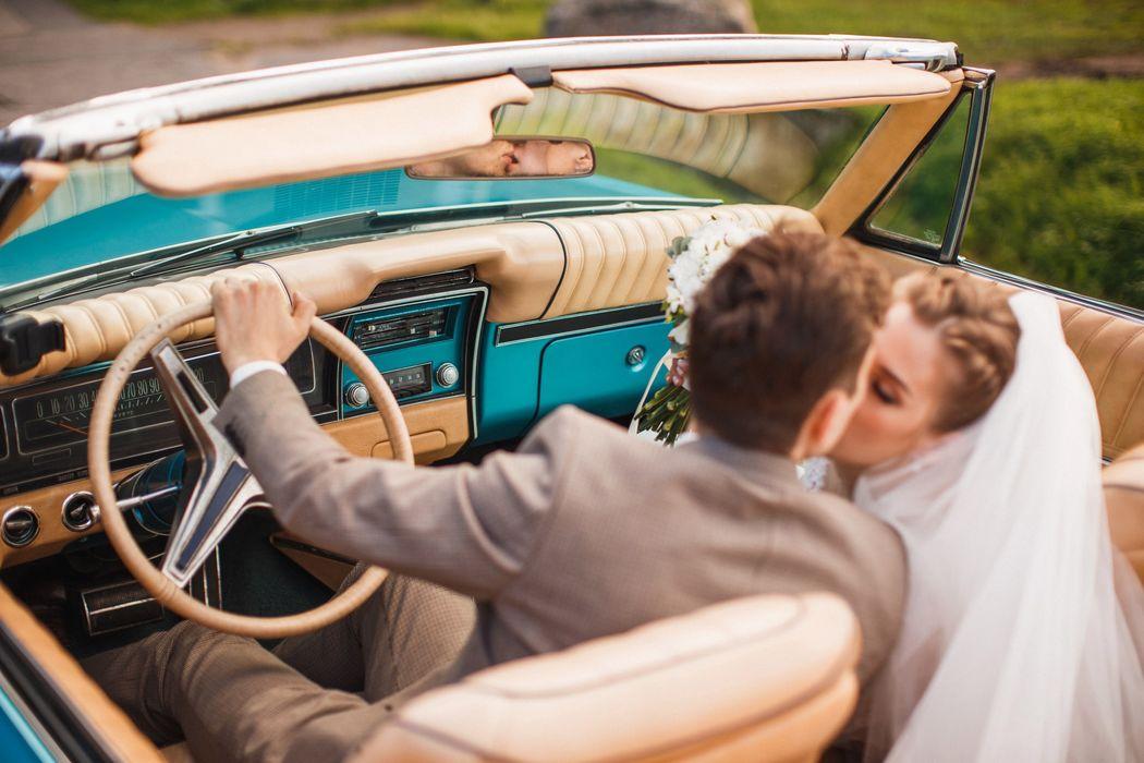 Ретро в моде - аренда ретро автомобилей