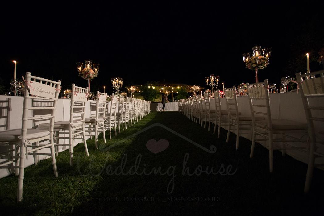 wedding house wedding dinner