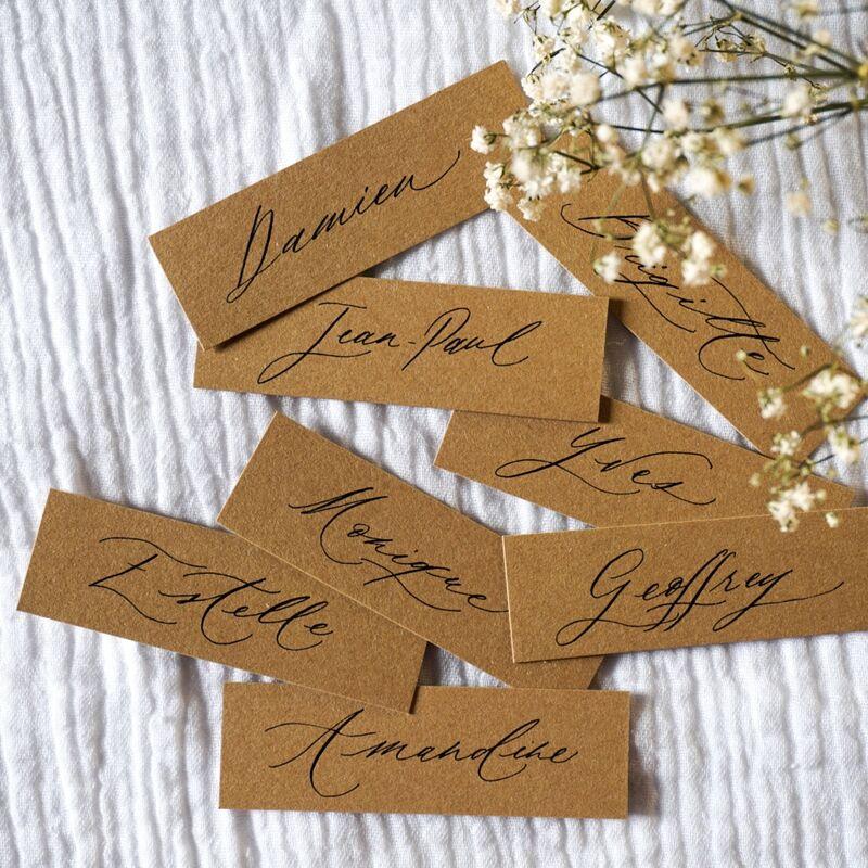 et caetera studio - calligraphie événementielle & cadeaux invité
