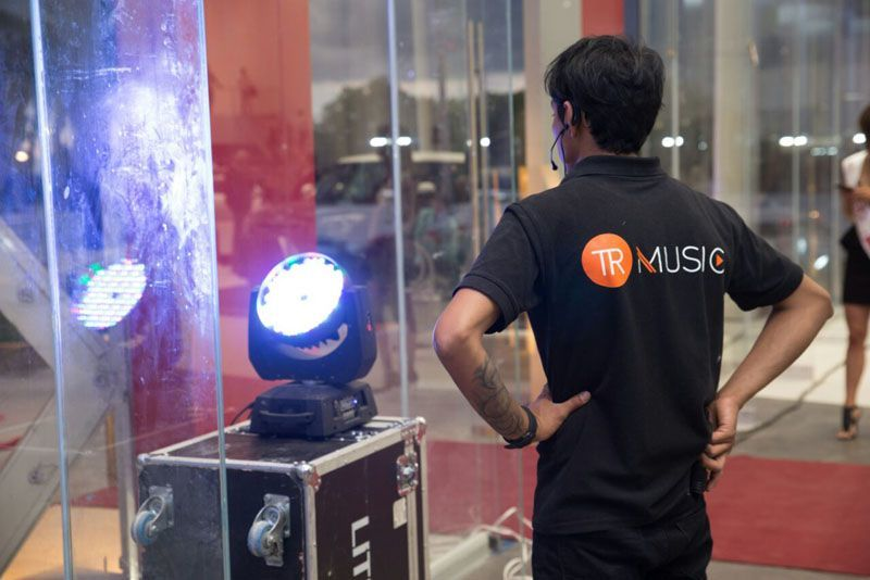 TR Music DJ