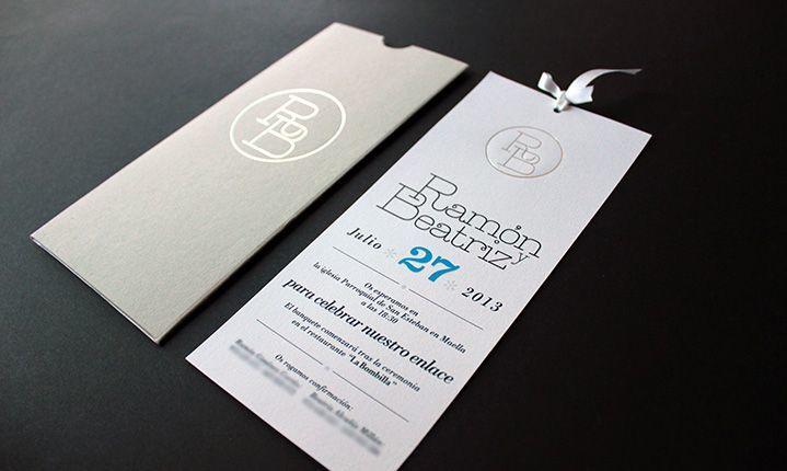 Invitaciones tarjetas de contacto y minutas