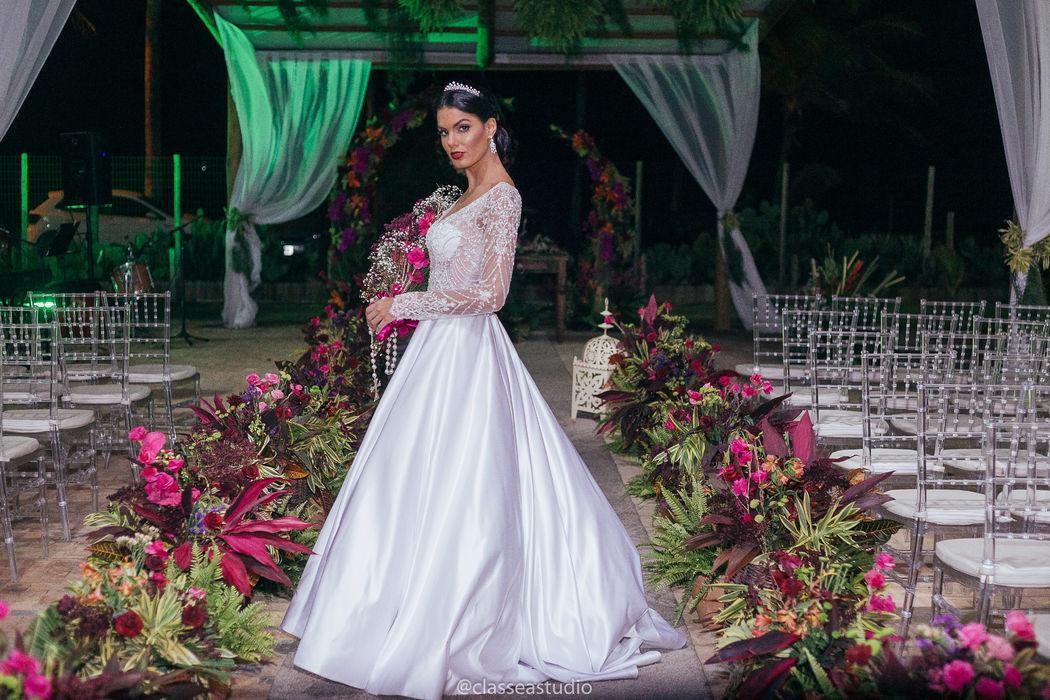 Ana Sedraz Decoração e Buffet  de Casamentos