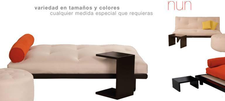 Futon Tanoshii, mueblería en Ciudad de México
