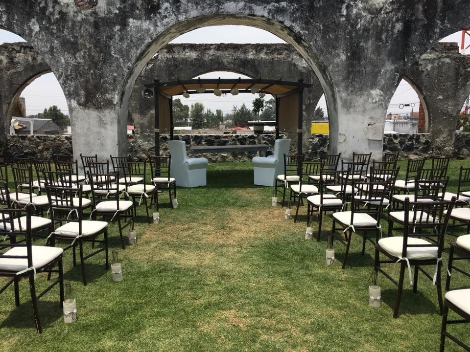 Salón Jardín Ex-Hacienda San Bartolo