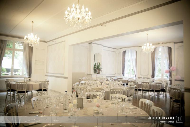 Manoir des Lys Mariage Table ronde