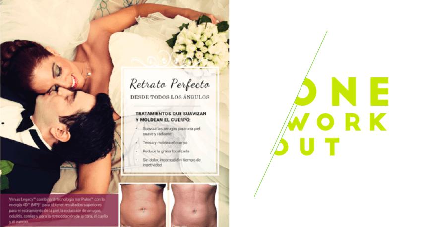 Tratamiento no invasivo para llegar al altar como una princesa... Para lucir la mejor cara el día de la boda debes ser estricta con tu ritual de belleza y VENUS LEGACY te puede ayudar a lograr  tu objetivo.