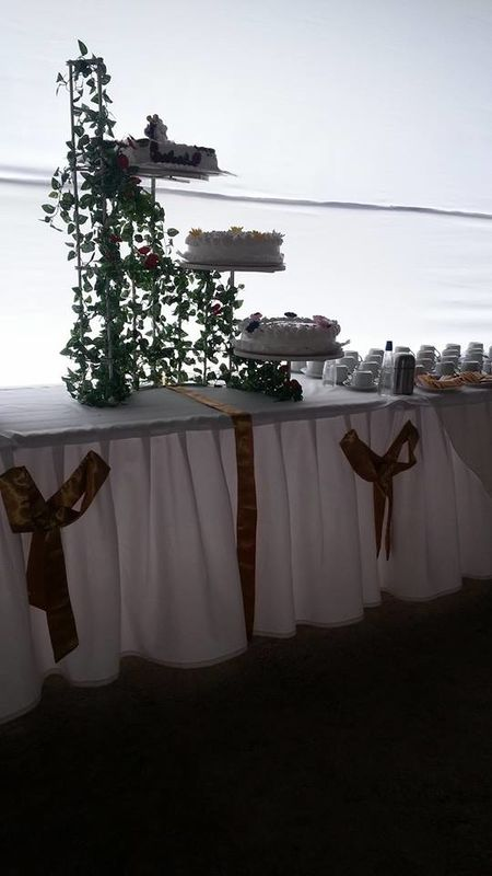 Noelia y Castillo Eventos
