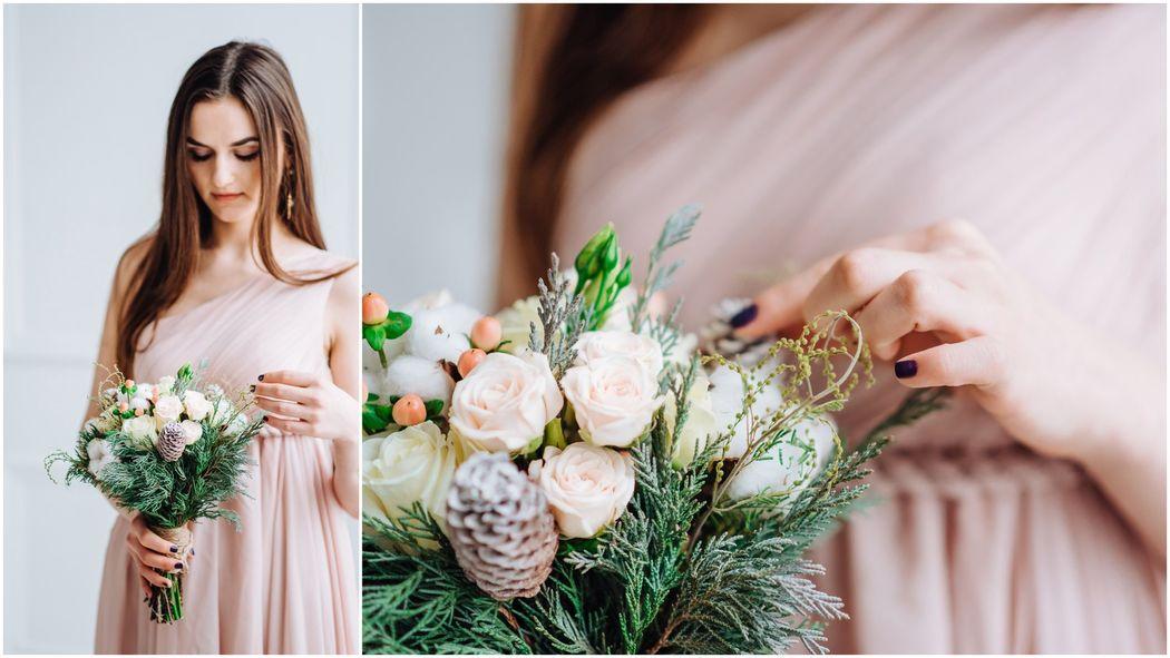 Флористика и декор Oxana Sivkova