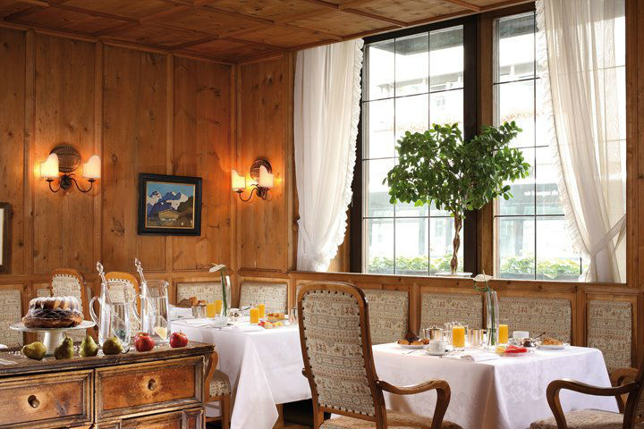 Beispiel: Eindruck von den Räumlichkeiten, Foto: Grand Hotel Europa Innsbruck.