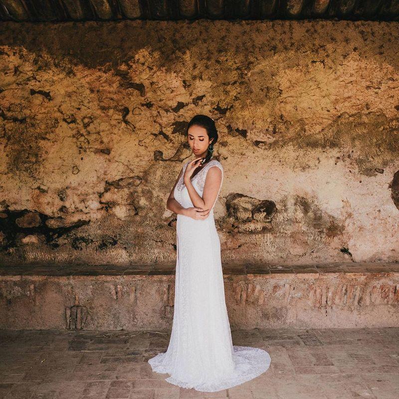 Coco de Riquer Bridal Stylist