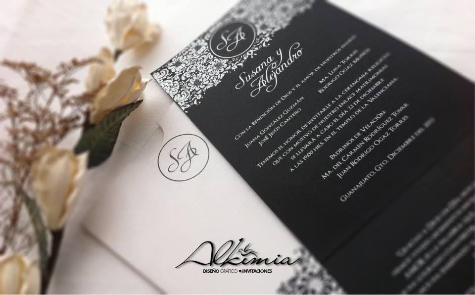 Alkimia invitaciones
