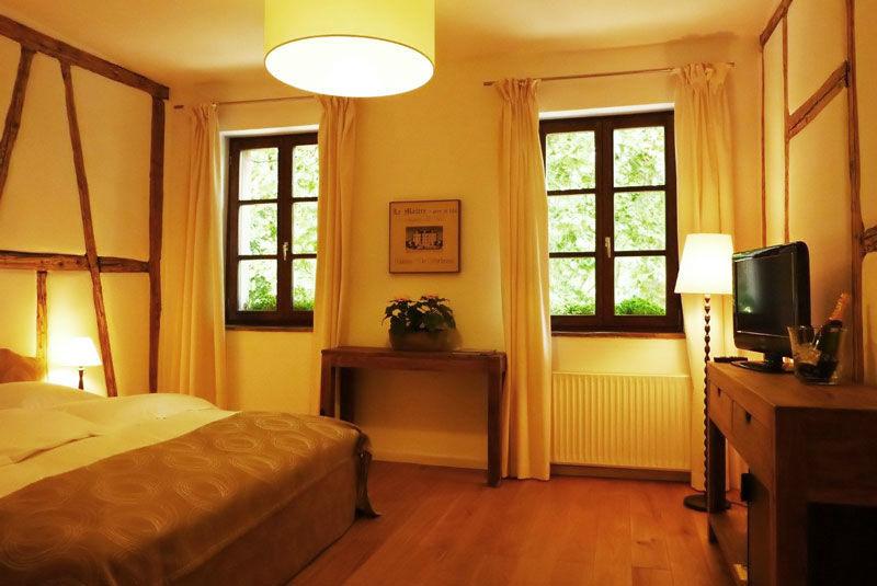 Beispiel: Zimmer im Landhaus, Foto: Landhaus Diedert.