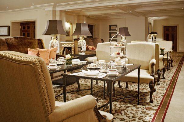 Beispiel: Bel Etage, Foto: Hotel Adlon Kempinski.