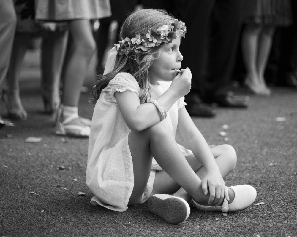 Niños de arras, pajes.. La Luciérnaga Eventos