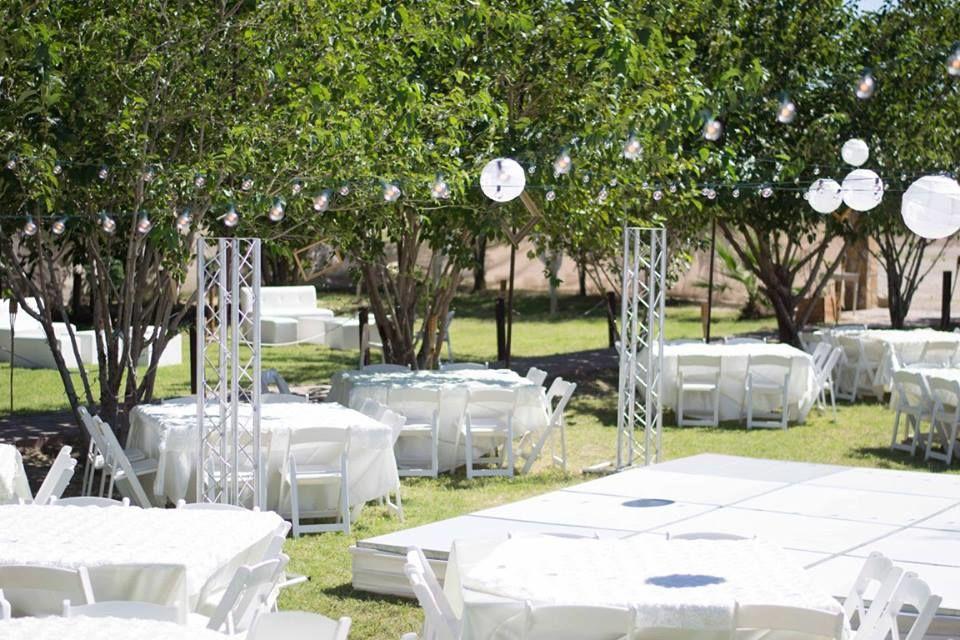 Las Palapas Jardín de Eventos