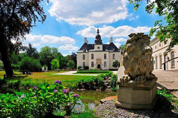 Beispiel: Schlosspark, Foto: Schloss Gartrop.