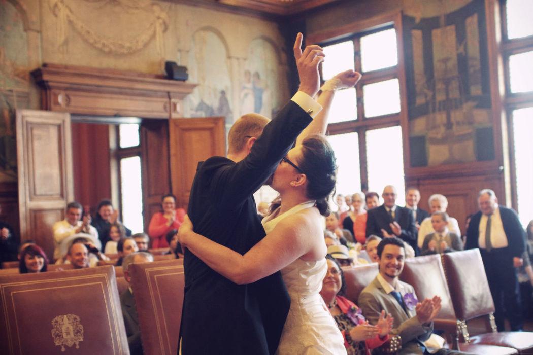 Mariage Virginie et Gilles - Crédit photo : Pauline Franque Photography
