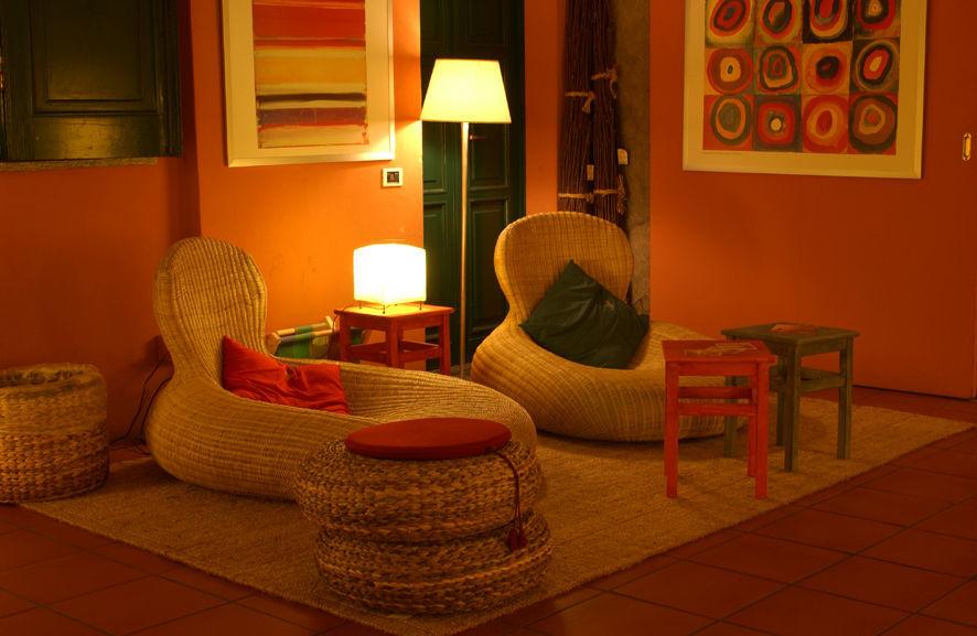 Gli angoli relax per gli Ospiti