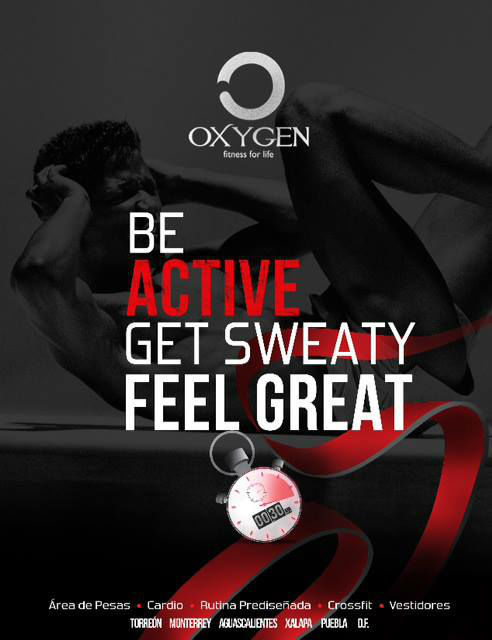 Oxygen Fitness for Life Monterrey