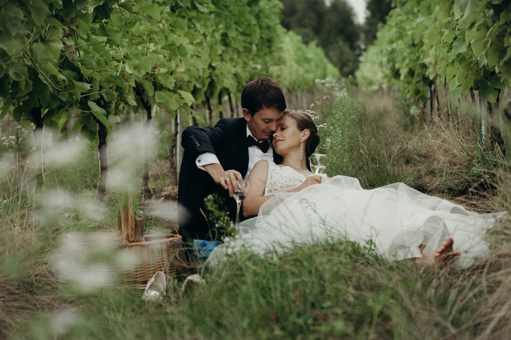 Ślub z innej bajki