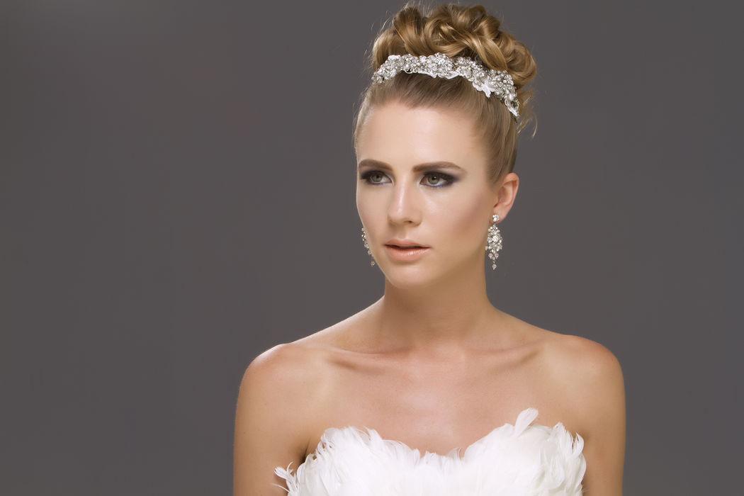 Maquillaje para novia mas clásica Grace Brophy Make Up