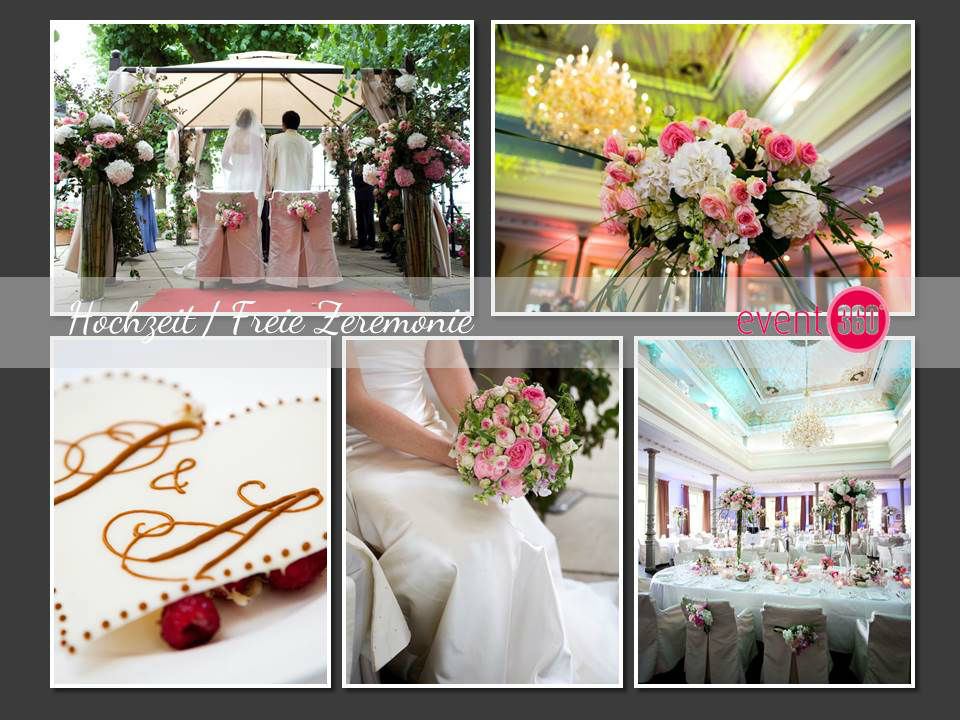 event 360° - exclusive Weddings & Events