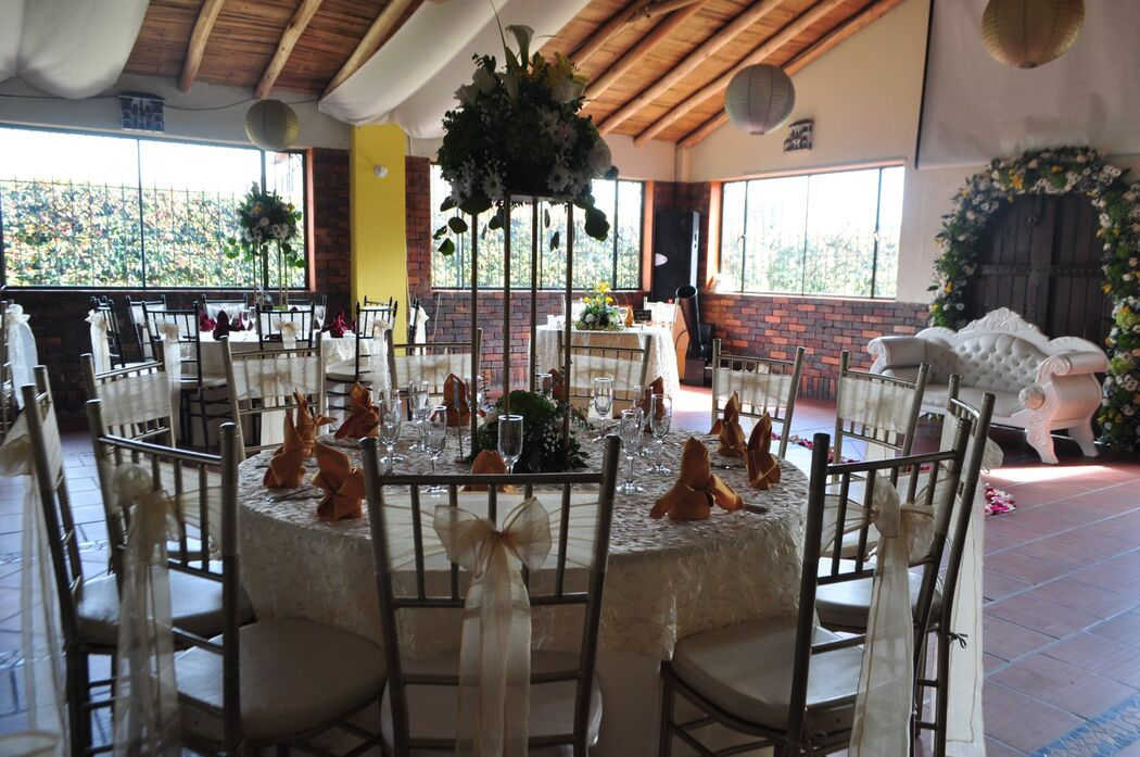 Hacienda Eventos Portal de Cajicá