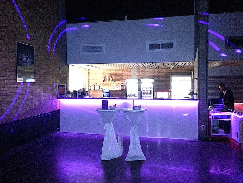 Beispiel: Lounge, Foto: Cantína.