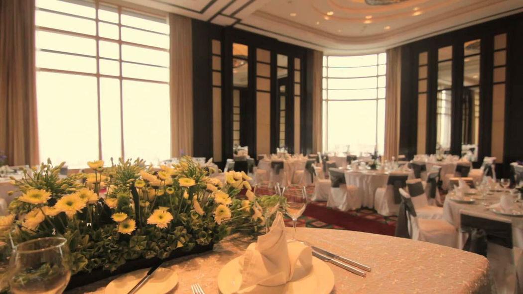 Fiesta Americana Grand Chapultepec, hotel para celebrar tu boda en la Ciudad de México.