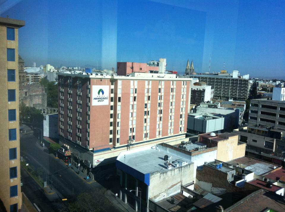 Hotel Aranzazú Catedral