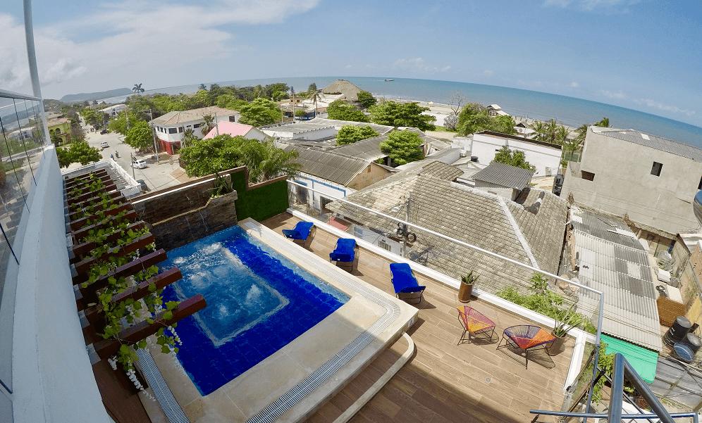 Hotel Puerto Colombia