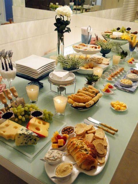 Recepções & Eventos Buffet Quero Mais