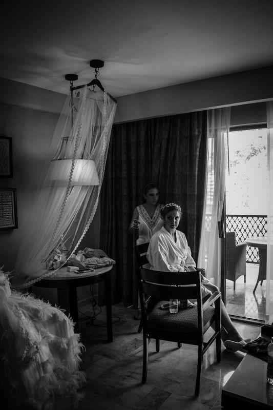 Getting ready bride / Puerto Vallarta, Jalisco