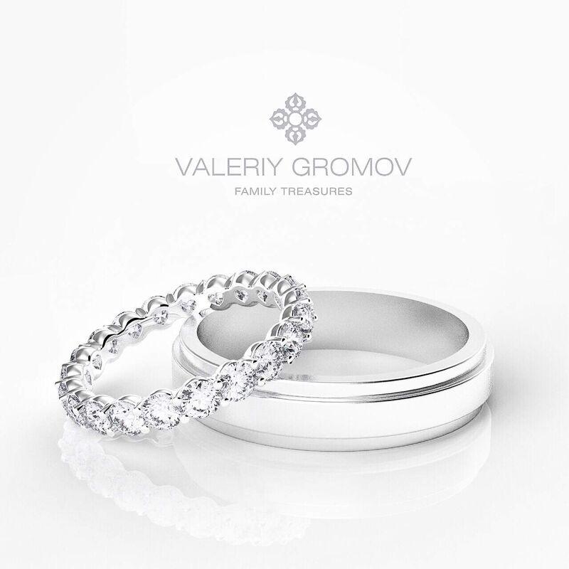 Valeriy Gromov Family Treasures