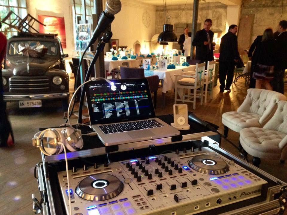 Partyradio DJ Thomas Ebner