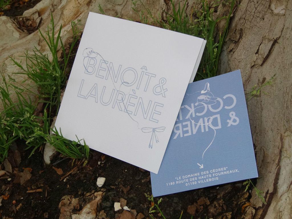 Benoît & Laurène http://www.papierchic.com/
