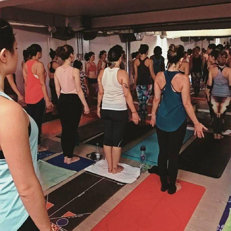 Evolation Yoga Colombia